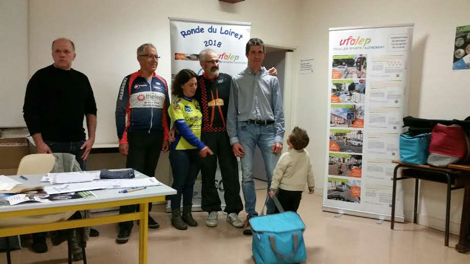 Recompense Sandrine et Thierry